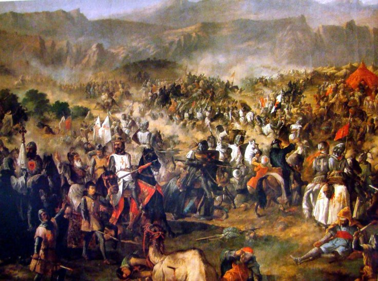 Batalla-Navas-de-Tolosa.-Francisco-de-Paula-Van-Halen