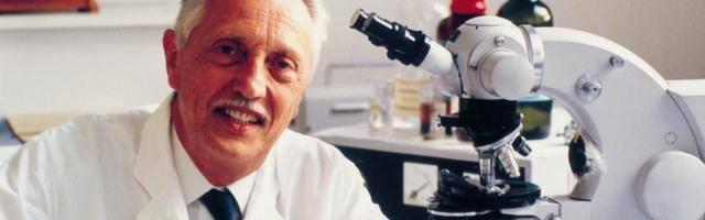 Se van a cumplir 25 años de la muerte del doctor Jerome Lejeune... su ejemplo como científico, católico y defensor de la vida puede inspirar a muchas personas